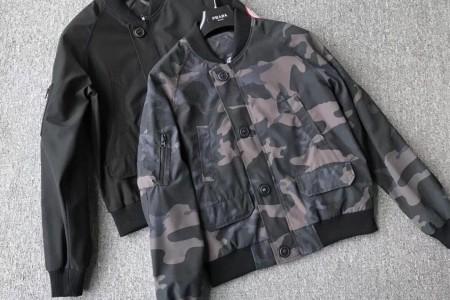 原单杰克_加拿大鹅飞行员夹克迷彩外套