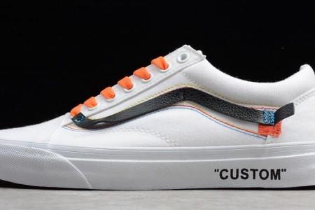 OFF-WHITE x Vans联名款球鞋发售