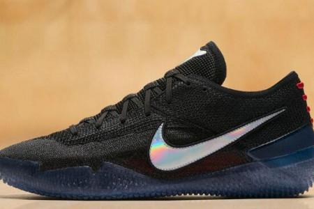 德罗赞 上脚全新Nike Kobe AD NXT 360
