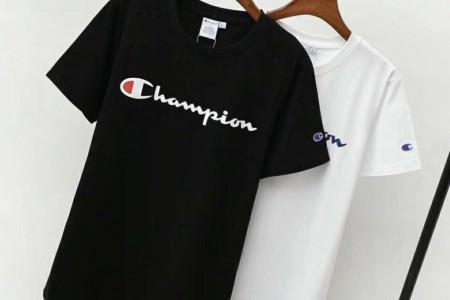 冠军Champion情侣款休闲T恤