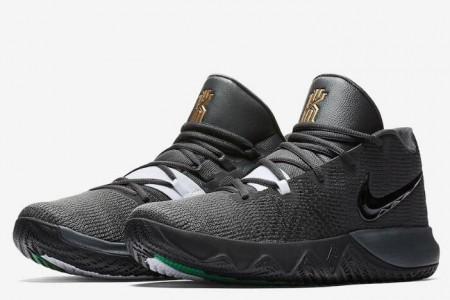 欧文战靴Nike Kyrie Flytrap 季后赛配色发售预告