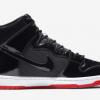 Nike Dunk SB High AJ11黑红主题曝光