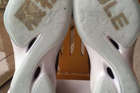 浅谈下AJ11等鞋款的水晶底耐磨性及氧化
