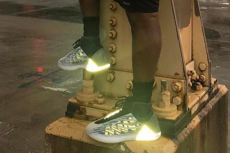 NBA新赛季将禁止球员穿yeezy篮球鞋上场比赛