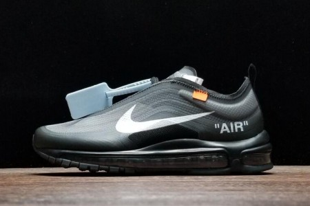 纯原版Off White x Air Max 97 AJ4585配色展示