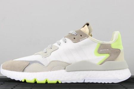 浓郁复古风!Adidas Nite Jogger 2019 Boost