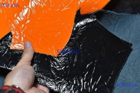 aj1漆皮黑扣碎555088-028,生产线内景