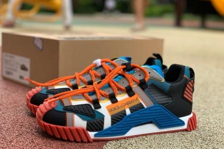 受够了运动鞋的外观?杜嘉班纳DOLCE&GABBANA NS1带给你