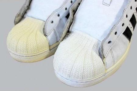 鞋子氧化发黄怎么处理?