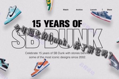 球鞋小科普!dunk sb和dunk区别