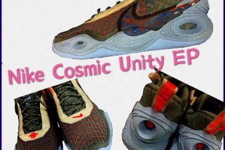 戴维斯环保篮球鞋NIKE Cosmic Unity