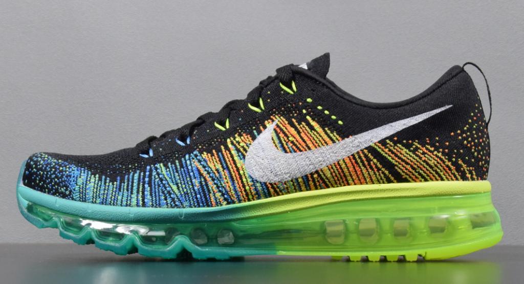 Nike Air Max Flyknit 2014升级版出货