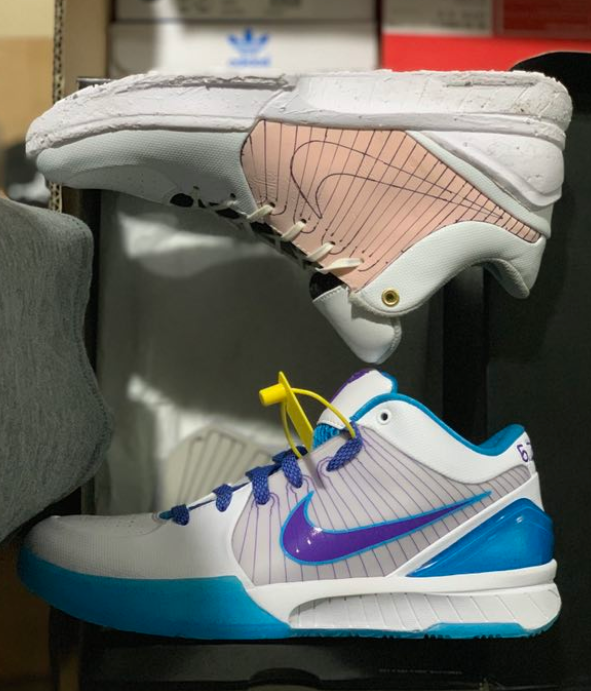 介绍两款正在开发的实战篮球鞋