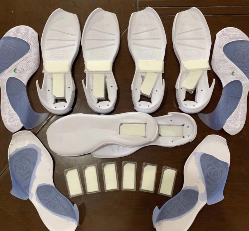 莆田鞋 Freak 1字母哥一代开发日记